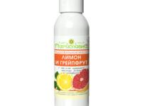 """Гидрофильное масло """"Лимон и грейпфрут"""" против комедонов"""