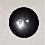 Пуговицы пластик 2 отв 36L (23мм), 36 шт, черный  LU59