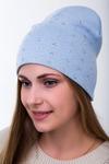 шапка 56-58 см осенняя Шерсть 50% - Акрил 50%