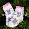 Детские носки ( размер 26-27) от 3 до 4 лет Артикул: 318