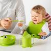 МАТА Набор посуды, 4 предм, зеленый - Акция до 18декабря