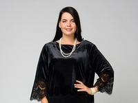 3864 блуза, размер 48-62