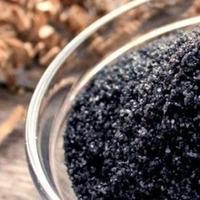 Соль чёрная, мелкий помол 0,5-1 мм