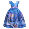 Детское платье на новый год (Код: Mon032) 5-14 лет