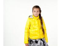 """К519-ФГ Куртка для девочки """"Лилит"""""""