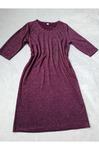 Платье 180-17 бордо