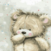 RDG-2989 Мишка Тедди картина по номерам 40х50
