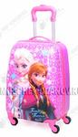 Детский чемодан «Princess-8» «Холодное сердце»