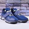 Мужские кроссовки на липучке (мягкий текстиль/экомех - на выбор)