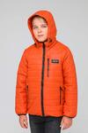 Куртка подростковая демисезонная СМП-01 оранжевый