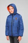 Куртка подростковая демисезонная СМП-02 синий