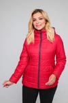 Куртка женская демисезонная ДМВ-04 красный