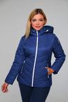 Куртка женская демисезонная ДМВ-02 синий