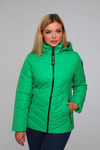 Куртка женская демисезонная ДМВ-02 яблоко