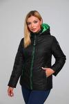 Куртка женская демисезонная ДМВ-02 черный