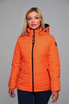 Куртка женская демисезонная ДМВ-01 оранжевый