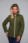 Куртка женская демисезонная ДМВ-01 хаки