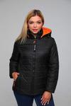 Куртка женская демисезонная ДМВ-01 черный