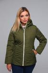Куртка женская демисезонная ДМВ-03 хаки