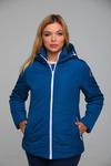 Куртка женская демисезонная ДМВ-03 морская волна