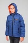 Куртка подростковая демисезонная СМП-01 синий