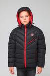 Куртка подростковая зимняя ЗМП-02 черный