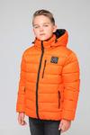 Куртка подростковая зимняя ЗМП-01 оранжевый