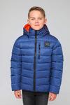 Куртка подростковая зимняя ЗМП-01 синий
