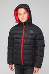 Куртка подростковая зимняя ЗМП-01 черный