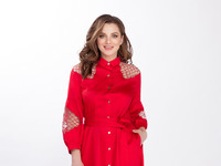 Платье Prestige Артикул: 3648 красный