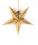 Звезда подвесная 3D (30 см)