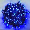 Новогодняя гирлянда синяя (10 метров)