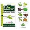 СКИДКА Краска для волос Био Органик, смесь трав, 100 г, Индус Валей; Bio Organic Herbal Henna Powder, 100 g, Indus Valley