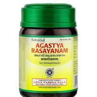 Агастья Расаянам, лечение респираторных заболеваний, 200 г, производитель Коттаккал Аюрведа; Agastya Rasayanam, 200 g, Kottakkal Ayurveda