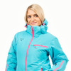 Куртка горнолыжная женская Snow Headquarter B-8273