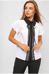 Блуза Кружевная Планка