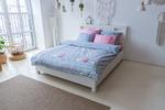 Комплект постельного белья из фланели «Кошки» (особо мягкая фланель)