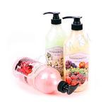 Гель для душа расслабляющий 3W Clinic Relaxing Body Cleanser акация и роза