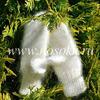 Варежки женские Пуховые ( 27-28 см длина) Артикул: 507