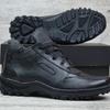 Мужские кожаные ботинки Columbia   Код: Зк бот