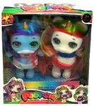 Куклы Единорог Сюрприз 2 шт