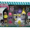 Игровой набор Кукла в шаре