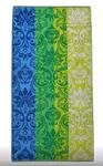 70х140 Полотенце махровое птк. жак., 5 расцветок внутри