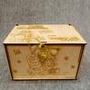 Коробка новогодняя для подарков