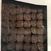 Нуга рулет Карамельный шоколад, 1 кг