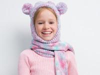 Свитер детский для девочек Tiziana_D светло-розовый [20210320043#0]