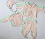 К02. комплект для новорожденных К02/067 4-ти предметный