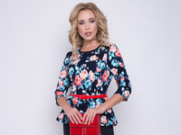 "Платье ""Ларнака"" (роза)"