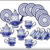 Сервиз чайный Голубка, 1 сорт и 2 сорт