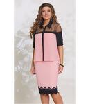 Платье Vittoria Queen 8523 пудра